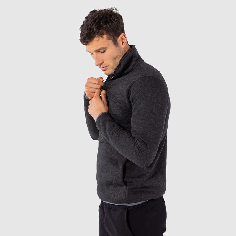 Half Zip Sweater Blaze