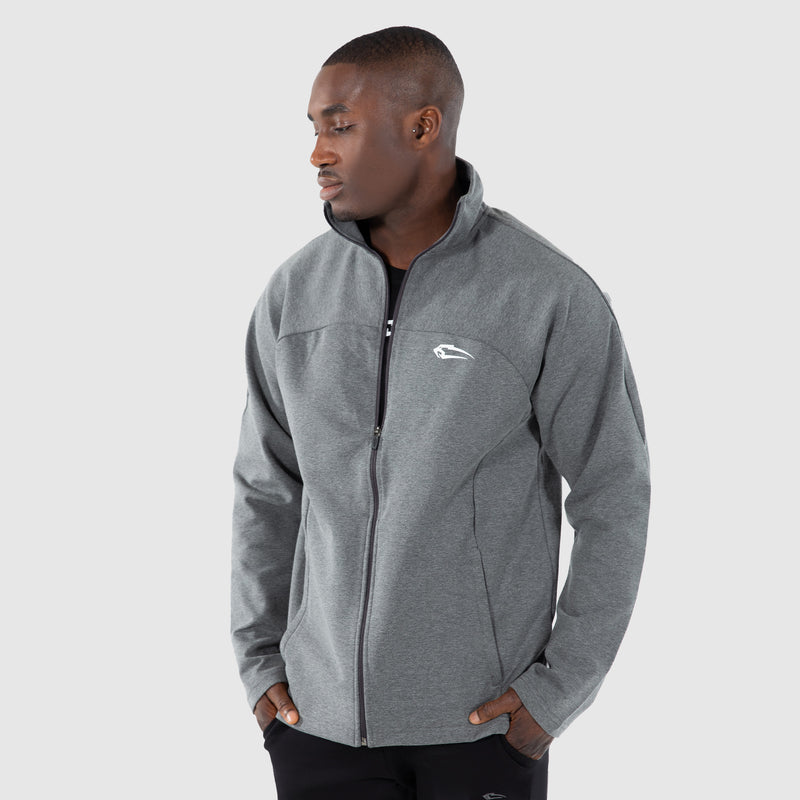 Men Zip Jacket Relax
