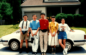 Story #2: From Deng Xiao Ping's 863 Program to California Dreamin'