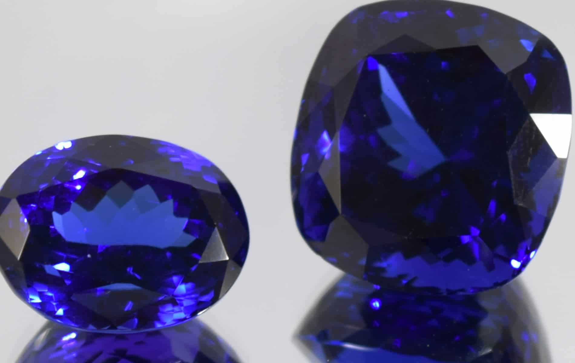 Beautiful, Rare, Tanzanite Gemstones | Photo Courtesy: Tanzanite Experience