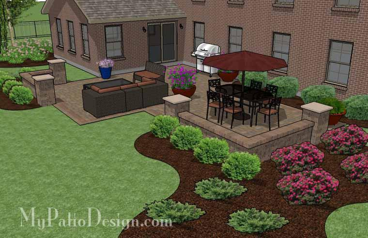 Paver Patio #10-068001-01