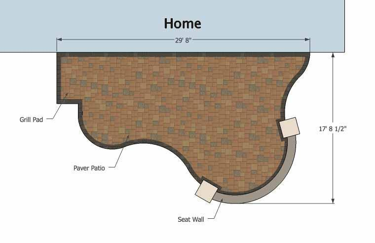 Paver Patio #S-035001-02