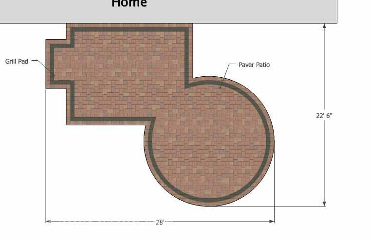 Paver Patio #S-039501-01