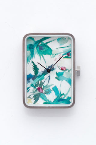 Tiana Birrell Jungle Print Watch