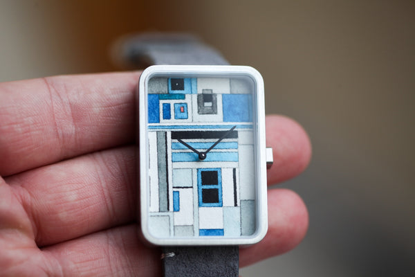 Adam Lister Print Watch