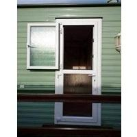 Stable Doors - Full Glass - Static Caravan Stable Doors - Style 2