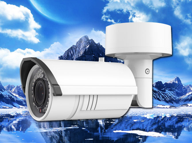4.1MP Fixed Dome Camera 4.0mm