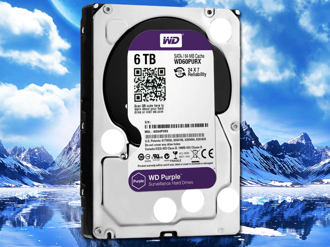 6TB Western Digital Purple