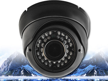 1080P AHD/960H Infrared Eyeball Security Outdoor/Indoor Dome Camera, 2.8mm~12mm