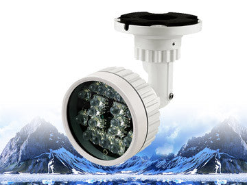 Infrared LED Illuminator 18 IR LED's Night Vision to 500 FT