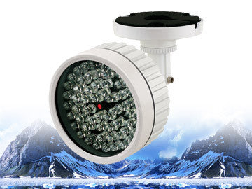 IR LED Illuminator 60 IR LED Night Vision up to 170 FT