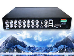 32 CHANNEL 960FPS CCTV REAL-TIME STANDALONE DVR W/ 3TB HD
