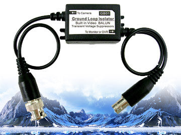 BNC Ground Loop Isolator