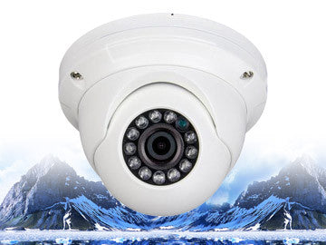 720P HD-CVI Infrared Eyeball Security Outdoor/Indoor 3.6mm Dome Camera