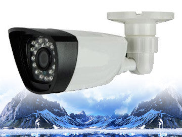 720P HD-CVI Infrared Bullet Security Outdoor/Indoor 3.6mm Surveillance Camera