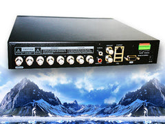 8 CHANNEL 240FPS CCTV REAL-TIME STANDALONE DVR W/ 1.5TB HD