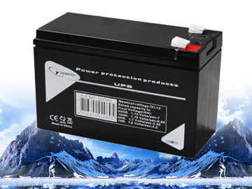 DC 12V/7AH Rechargeable Lead-Acid Maintenance Free Battery