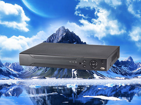 4 channel 120 FPS AHD 720p High Definition Standalone Security DVR