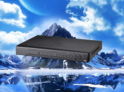 16 channel 480 FPS AHD 720p High Definition Standalone Security DVR