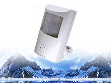 HI-PIR60, 620 TV Line PIR Sensor Hidden Security Camera 3.7mm Lens