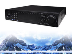 SSN-DH1648FH 16 Channel NVR High Definition ONVIF Video Recorder, CCTV Star