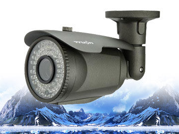 720P HD-CVI Infrared Bullet security Varifocal 2.8mm~12mm Surveillance Camera