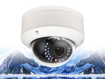 CMIP3233-S, LTS 3MP IP 2.8~12 mm Dome Security Camera