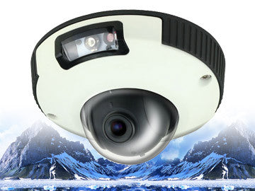 CMIP3722, LTS 2MP Infrared 3.6mm Fixed Lens Dome Security Camera