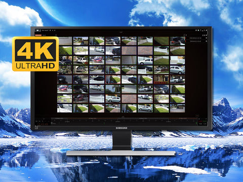 "4K 28"" Ultra HD Video Monitor"
