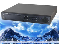 LTD7316-ST 16 Channel HD-SDI Security DVR 480 FPS, 1080P Recording, LTS