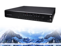 SSN-DE1648FH 16 Channel NVR High Definition ONVIF Video Recorder, CCTV Star