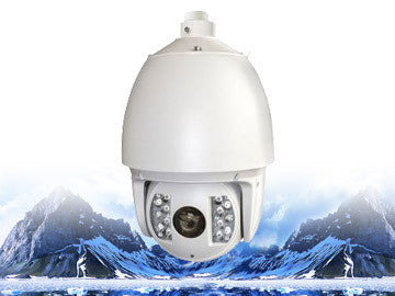 2 MegaPixel IP PTZ Speed Dome, 20X Optical Zoom 1080P, LTPTZIP762X20IR