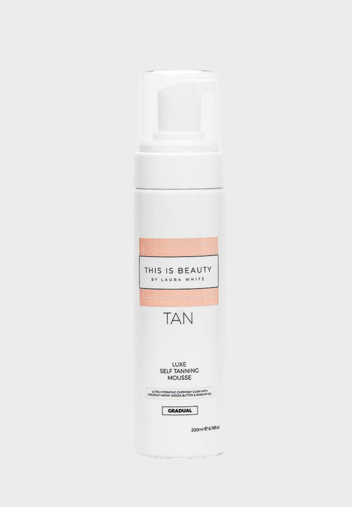 Gradual Luxe Self Tanning Mousse