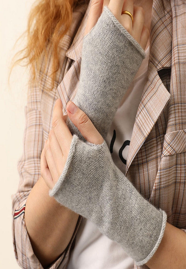 KITTY - 100% pure cashmere gloves