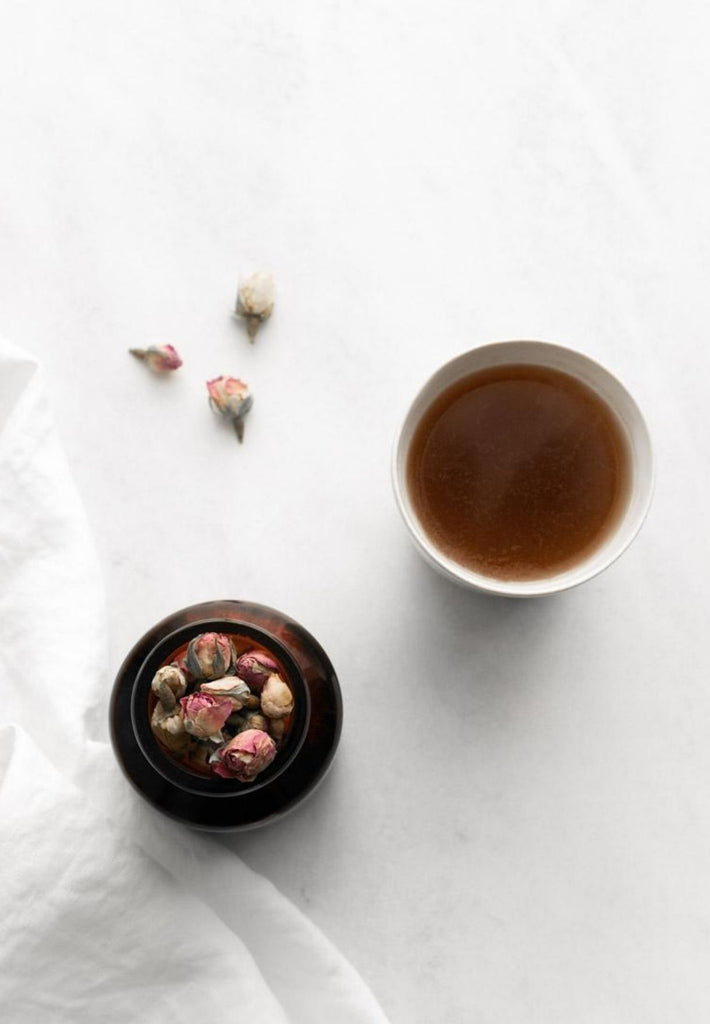 Rose Cacao Tea