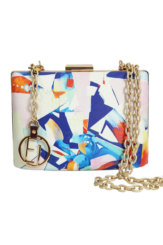 Energy-Art & Design Clutch