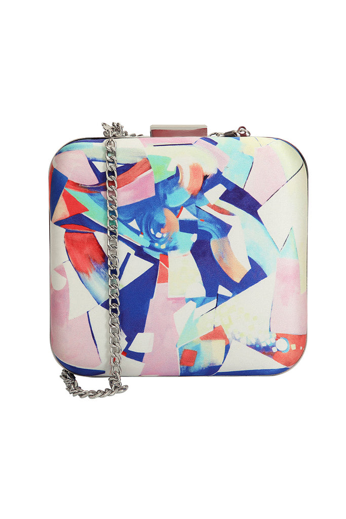 Glory -Art & Design Clutch