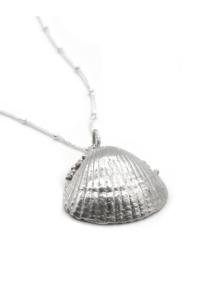 Large Seashell Necklace