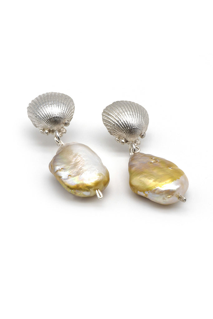 Naida Mermaid Earrings