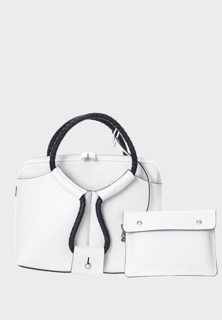 G-Rope White Bag