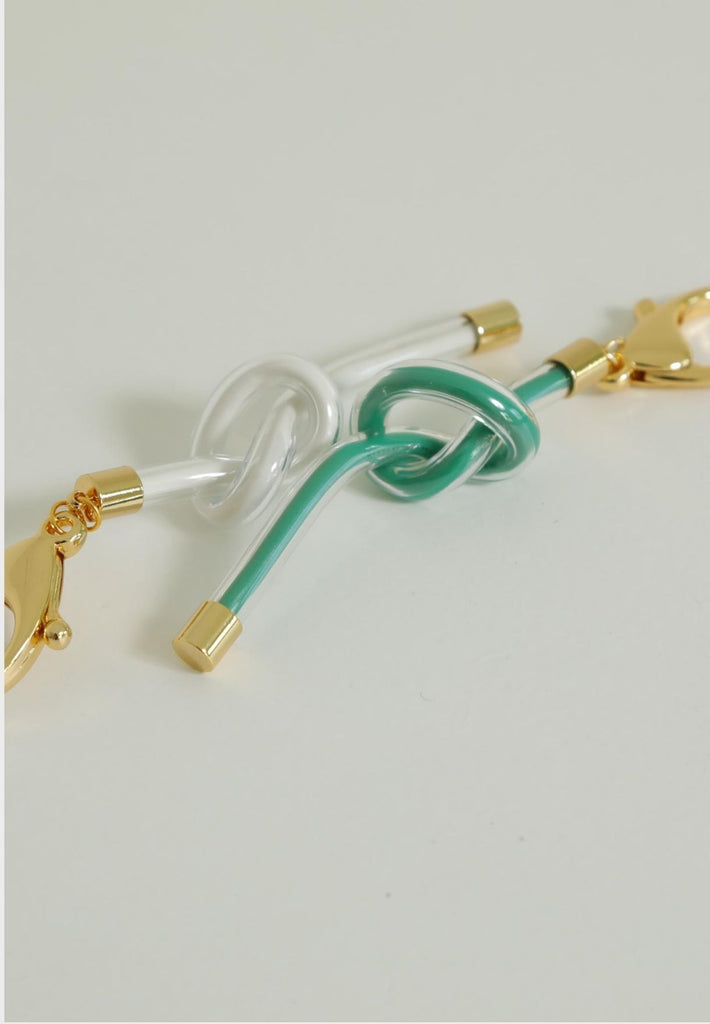 Over Hand Knot Key-Chain
