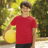 Fruit of the Loom Childrens Performance T-Shirt - Promotions Only Group Limited