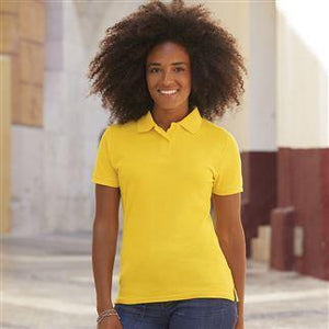Fruit Of The Loom Lady-Fit 65/35 Polo - Promotions Only Group Limited