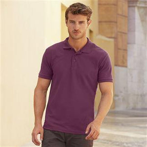 Fruit Of The Loom 65/35 Pique Polo - Promotions Only Group Limited