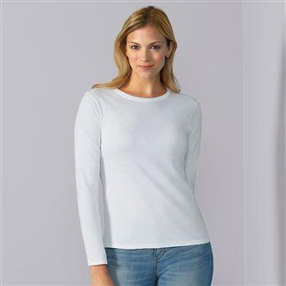 Gildan Ladies Soft Style Long Sleeve T-Shirt - Promotions Only Group Limited