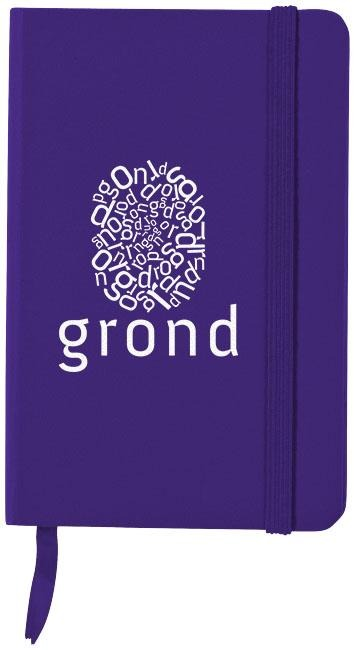 Classic A6 Hard Cover Pocket Notebook - Promotions Only Group Limited