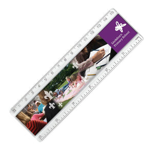"15cm/6"" Plastic Insert Ruler - Promotions Only Group Limited"