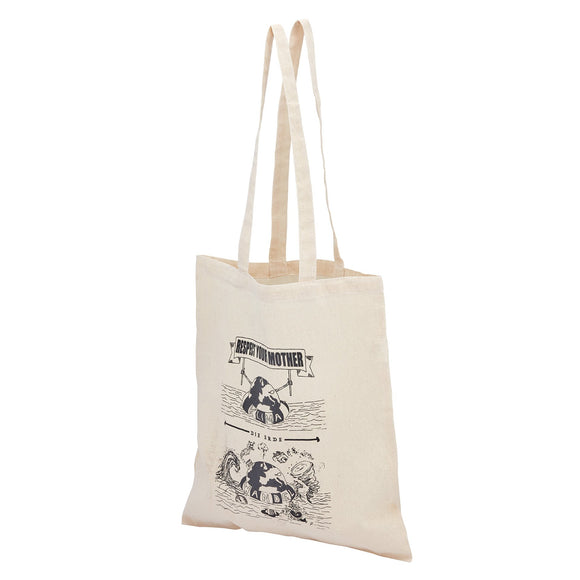 Fairtrade and Organic Bag – Cotton 4oz Full Colour Print - Promotions Only Group Limited