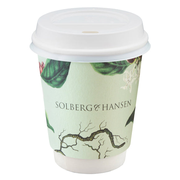Paper Cup 8oz – Compostable - Promotions Only Group Limited