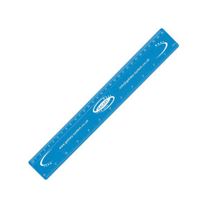 "30cm/12"" Plastic Ruler - Promotions Only Group Limited"